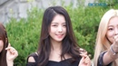 [BIG영상][4K] 프리스틴(PRISTIN) 나영 포커스 추석특집 2018 아육대 녹화 출근길 현장