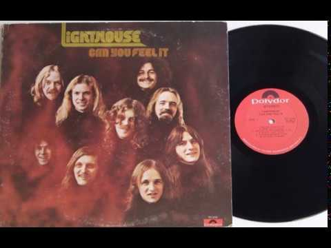 Lighthouse Can You Feel It 1973,Canada, Psychedelic Jazz Rock, Pop Rock