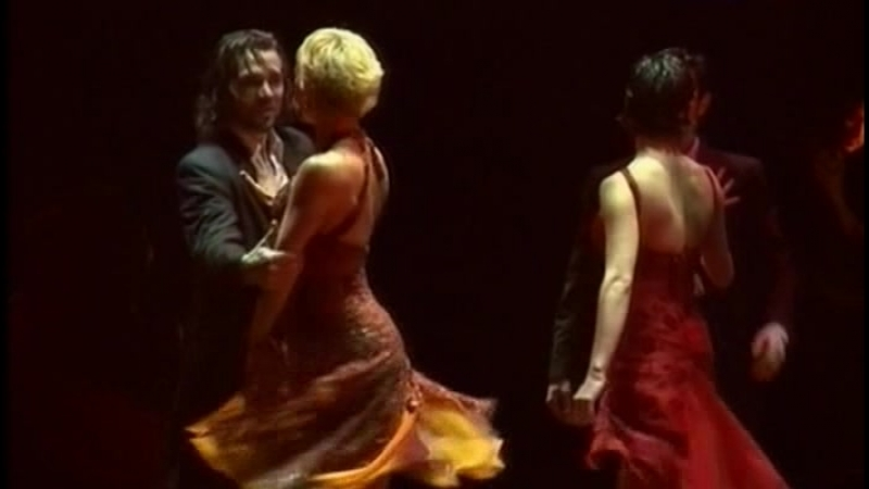 О танго Труппа Otango O Tango Ultimate Tango Show 2009
