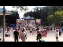 центральный парк развлечений города Курган