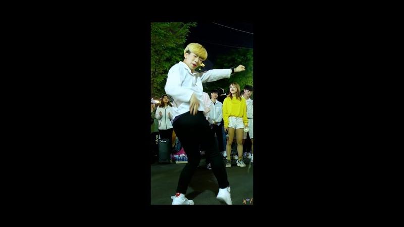 2018.04.29 댄스팀 레드크루 RED Crew : 이강용 Ring My Bell 2배속댄스 홍대앞 걷고싶은거리 댄스 5