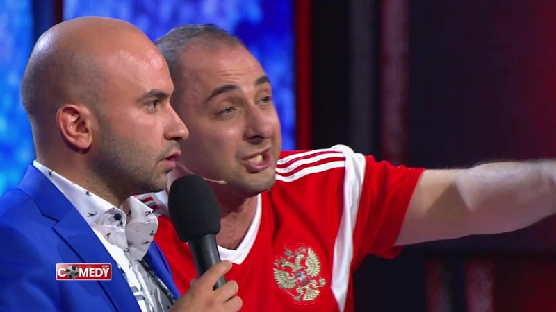 Демис Карибидис и Нобель Арустамян - Россия - Египет