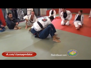 Luis Heredia - Butt Scoot Sweep