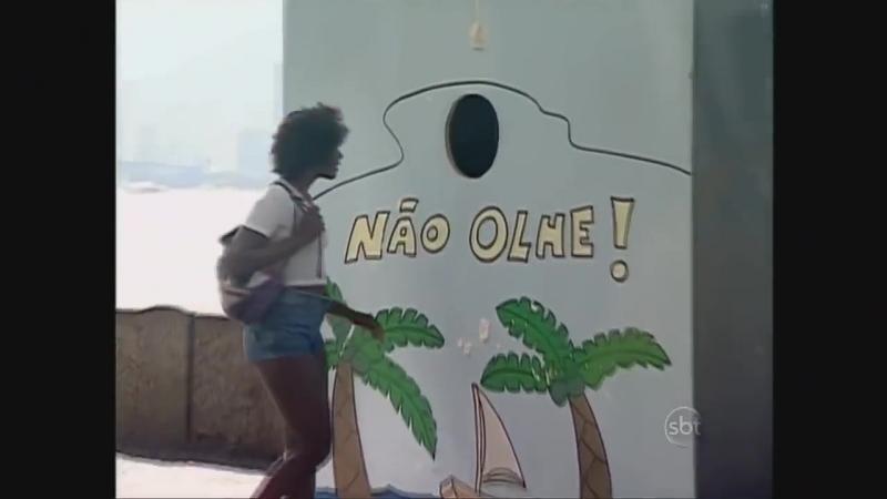 Não Olhe ● Pegadinha Silvio Santos INÉDITA
