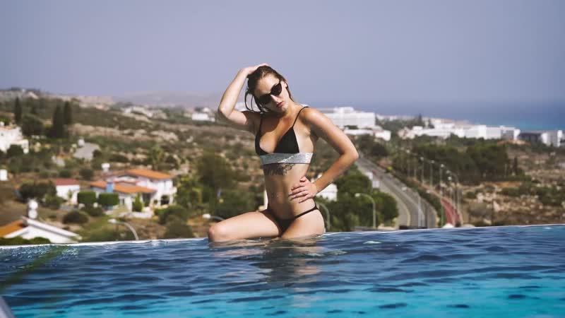 Martyna Model Promo 2018 Infinite Pool Ayia Napa No Logo