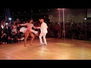 Это лечит Душу и Сердце.Танцуют Жорж Атака и Таня Ла Алемана