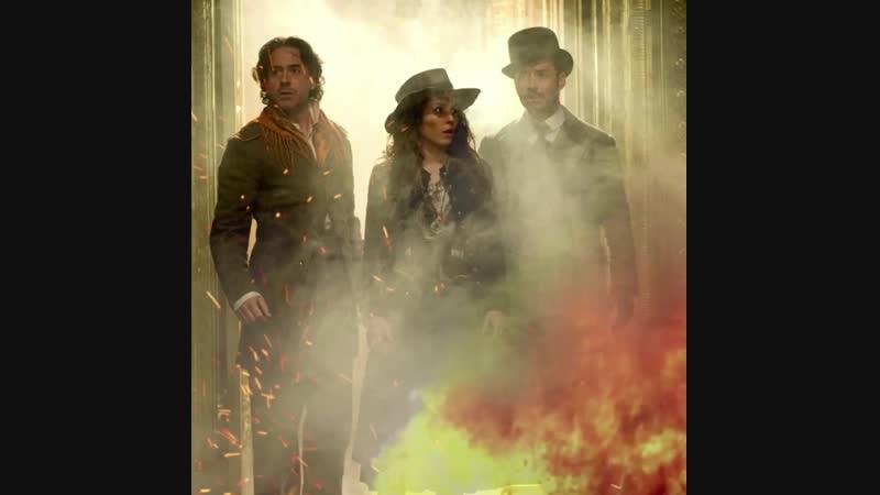 Шерлок Холмс: Игра теней 17 октября на РЕН ТВ