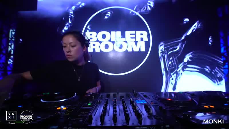 Monki - Boiler Room - VOXI London