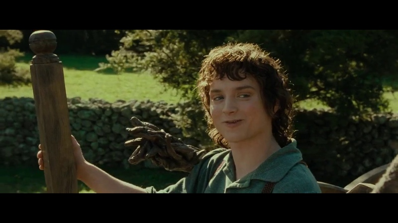 All Right Then, Keep Your Secrets - Frodo Baggins