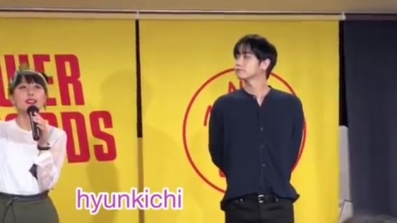 Heo Young Saeng Event at Namba Tower Record 23SEP18