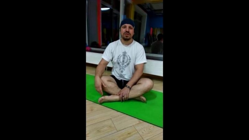 Видео презентация йога выходных в Коломне 20-22 июля с клубом Сила лотоса