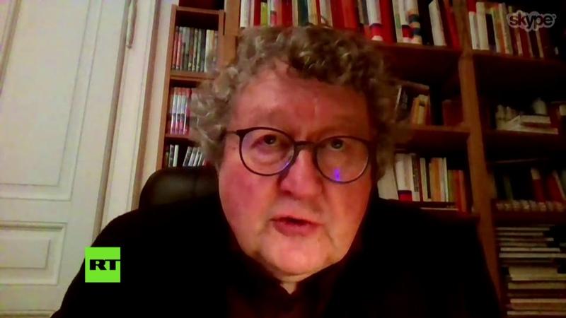Prof. Werner Patzelt zur Kunstaktion SOKO CHEMNITZ: Politisch total dämlich
