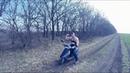 Талон на скутер для регистрации без номера рамы двигателя в Украине в 2019 году Права А1 Honda Dio Андрей Булаткин