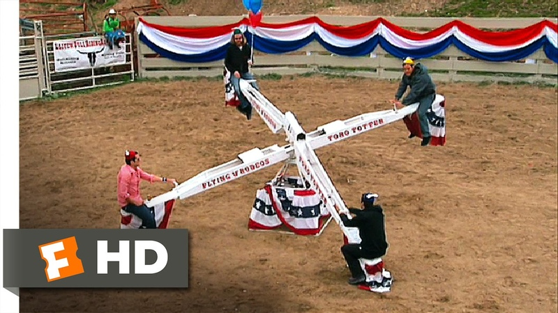 Jackass Number Two 5 8 Movie CLIP Toro Totter 2006 HD