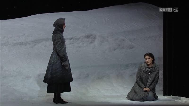 Gaetano Donizetti Lucia di Lammermoor Лючия ди Ламмермур Вена 2019