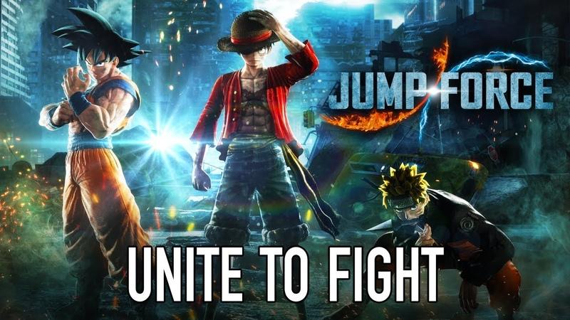 GameTrailer --JUMP Force --Unite To Fight [BANDAI NAMCO]PC PS4 XONE]