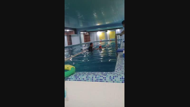 Мой любимый бассейн.