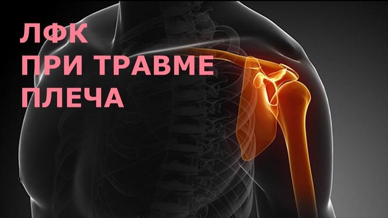 Реабилитация плечевого сустава 3