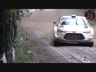 Rally Australia 2018 ¦ Test Neuville - Huttunen - Mikkelsen by Jaume Soler