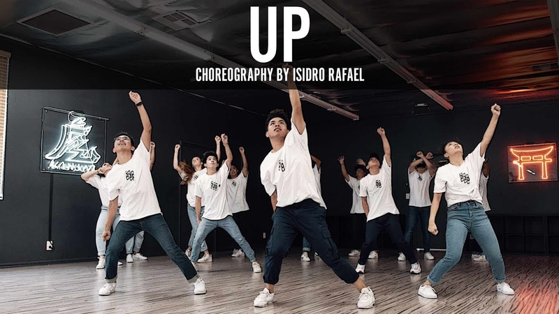 Justin Bieber ft. Chris Brown Up Choreography by Isidro Rafael