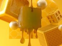 Create Melting Objects in Cinema 4D
