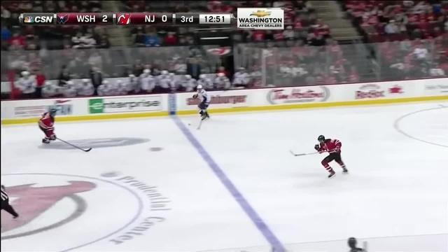 Ovechkin's unbelievable goal