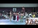 Tsutomu Osugi Hercules Senga vs Yuko Miyamoto Isami Kodaka vs Ultimate Spider Jr Takoyakida Kansai Pro Wrestling