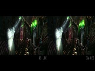 Creatures and Villains 3D VR SBS
