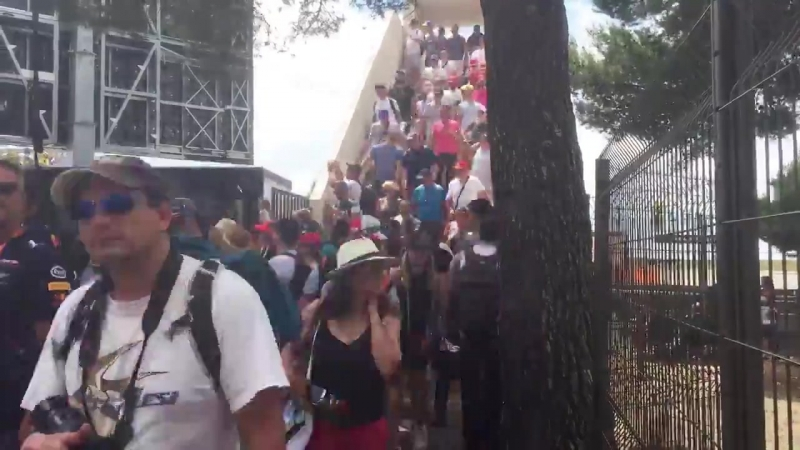 France 2018: Here come the fans!