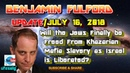 En anglais deep state du 16/7/18 -Benjamin Fulford: July 16, 2018