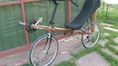Wood recumbent bike build using Aspire and a Camaster C.N.C.