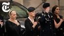 John McCain's Memorial Meghan McCain Barack Obama and George W Bush Speak NYT News