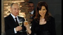 12 de JUL. Cena en honor al presidente ruso Vladimir Putin (transmisión completa)