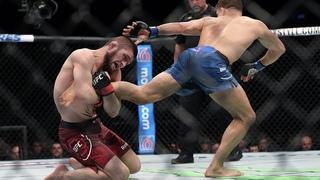 Я разрешал Хабибу делать тейкдауны / Яквинта про бой с Хабибом, Гейджи и UFC