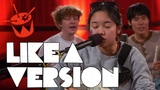 Superorganism cover Post MaloneMGMT 'Congratulations' for Like A Version
