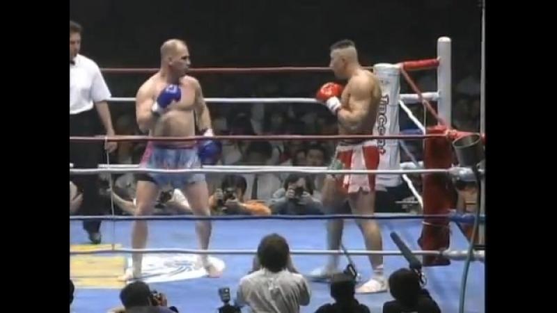Jérôme Le Banner vs Mike Bernardo - 04_05_1995 (Full Fight)