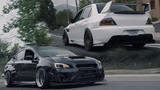 WRX Vs EVO Dustin Williams