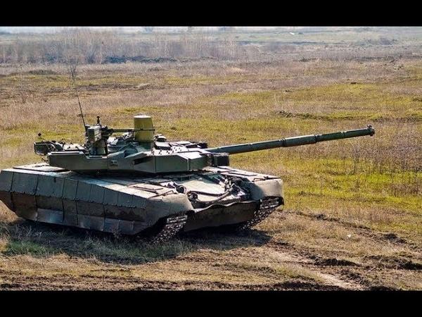 Новітній український танк Оплот Т84У