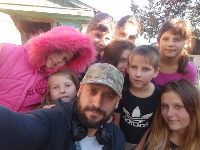 Батальон Донбасса запускает новый проект-послание миру, который остановит страдания людей