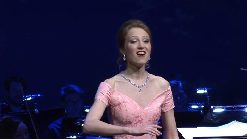 C. Cui Bolero, Oksana Shishenina, concert Moscow and Muscovites 5.06.2018