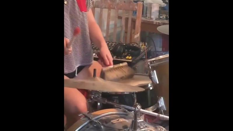 Нано-щеточки для барабанщиков))