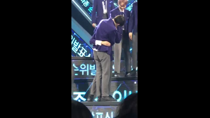 Look at how tight dongpyo hugs seungwoo im devastated