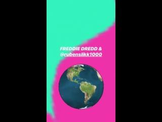 Freddie Dredd x Ruben Slikk