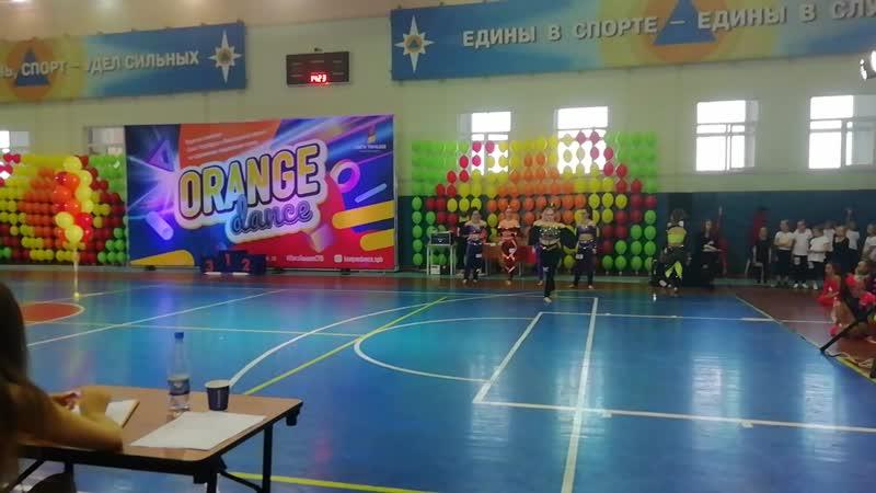 Архипова Анна, ORANGE DANCE