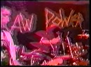 Raw power - Live in Milano, Italy 1986