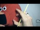 Мастер класс по вязанию Кеши из м/фильма Мимимишки в технике амигуруми. Часть2