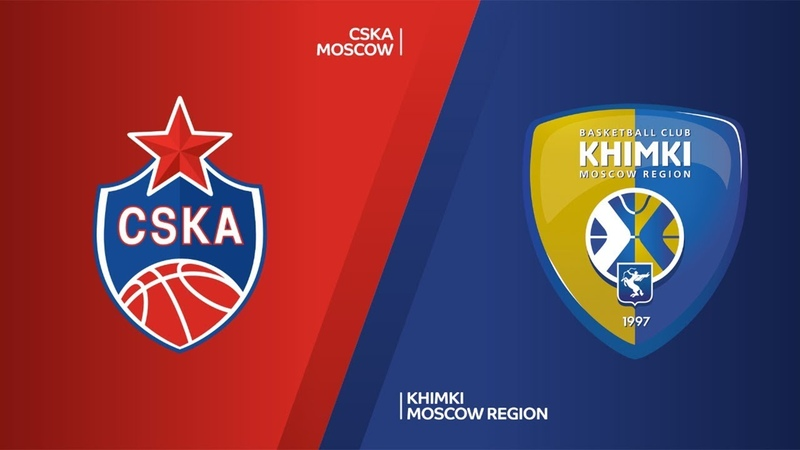 CSKA Moscow - Khimki Moscow region Highlights | Turkish Airlines EuroLeague RS Round 12. Евролига. ЦСКА - Химки. Обзор