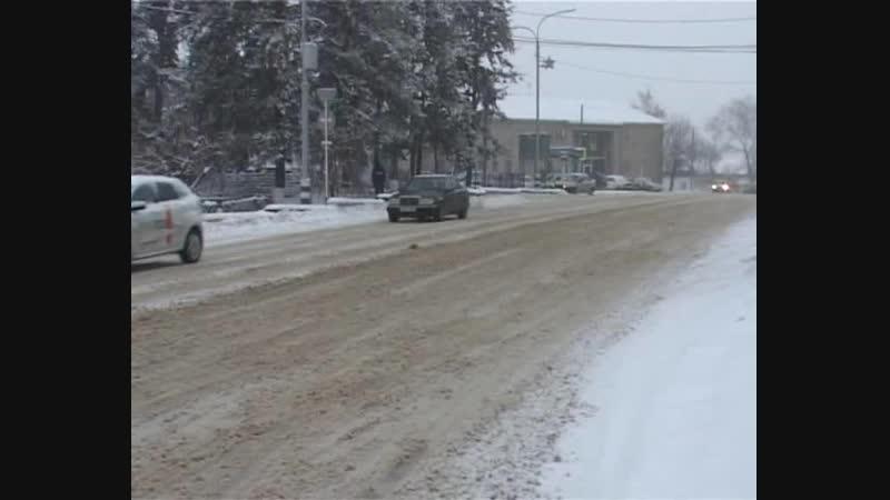 В последнюю декаду ноября все управляющие организации доложили о стопроцентной готовности к сезону снегопадов.