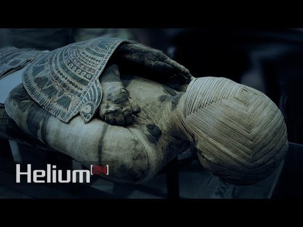 El Proyecto Isis La momia de un antiguo astronauta encontrado por la KGB