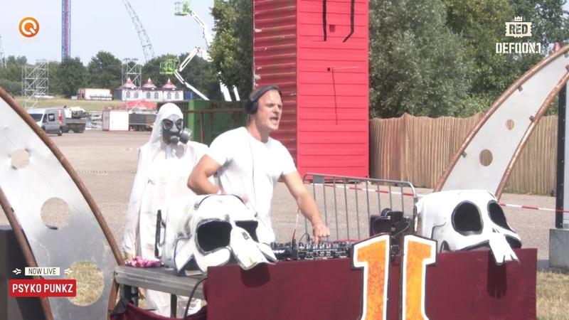 Defqon.1 Weekend Festival 2018 | RED warm-up livestream